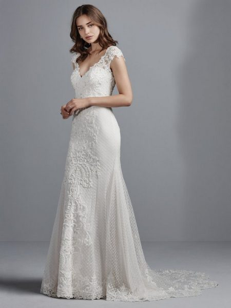 Finn Wedding Dress from the Sottero and Midgley Grayson 2017 Bridal Collection