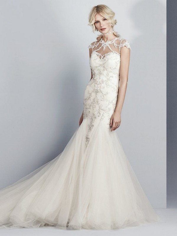 Grayson Wedding Dress from the Sottero and Midgley Grayson 2017 Bridal Collection