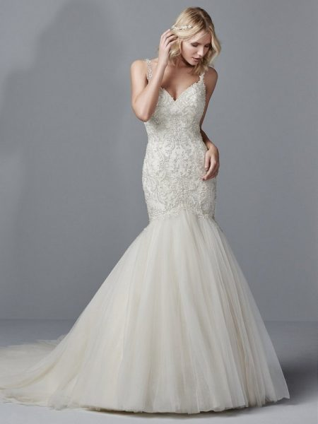 Hardy Wedding Dress from the Sottero and Midgley Grayson 2017 Bridal Collection
