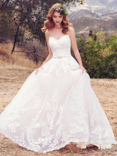 Irma Wedding Dress from the Maggie Sottero Cordelia 2017 Bridal Collection