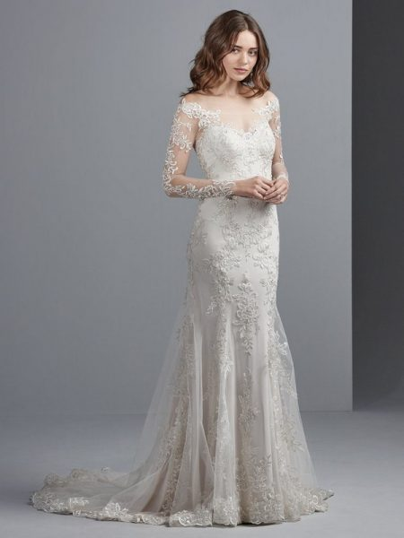 Jillianna Wedding Dress from the Sottero and Midgley Grayson 2017 Bridal Collection