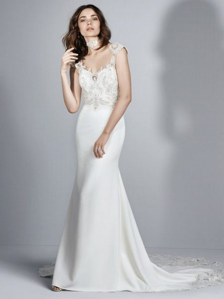 Kai Wedding Dress from the Sottero and Midgley Grayson 2017 Bridal Collection