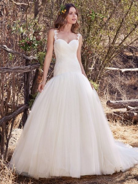 Kirby Wedding Dress from the Maggie Sottero Cordelia 2017 Bridal Collection