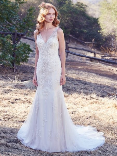 Kyra Wedding Dress from the Maggie Sottero Cordelia 2017 Bridal Collection