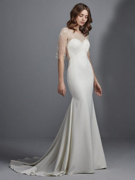 Liam Wedding Dress from the Sottero and Midgley Grayson 2017 Bridal Collection