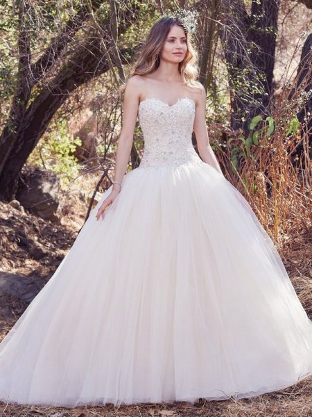 Libby Wedding Dress from the Maggie Sottero Cordelia 2017 Bridal Collection