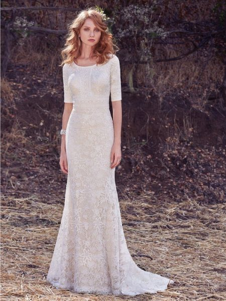 Lillian Wedding Dress from the Maggie Sottero Cordelia 2017 Bridal Collection