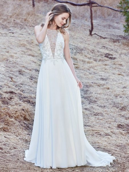Maren Wedding Dress from the Maggie Sottero Cordelia 2017 Bridal Collection