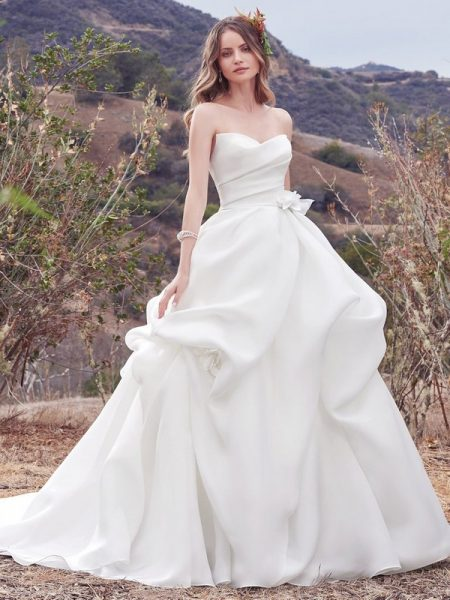 Meredith Wedding Dress from the Maggie Sottero Cordelia 2017 Bridal Collection