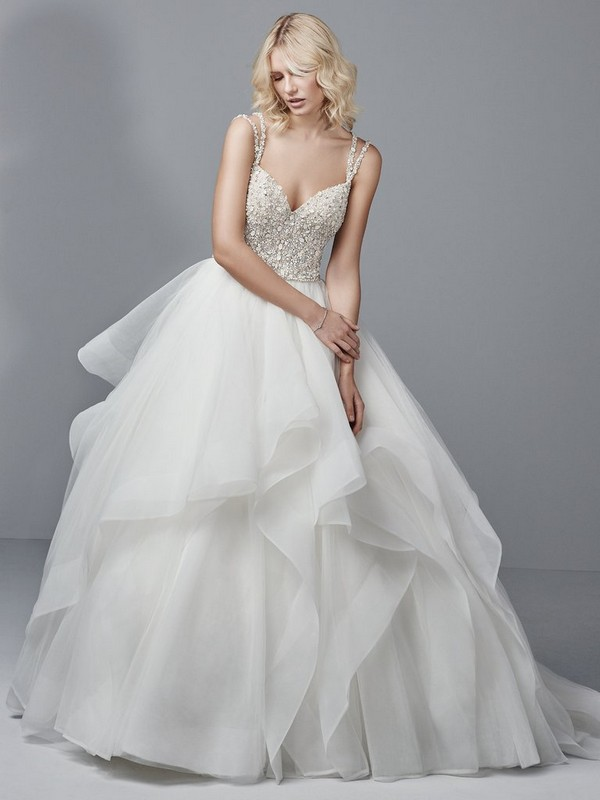 Micah Wedding Dress from the Sottero and Midgley Grayson 2017 Bridal Collection