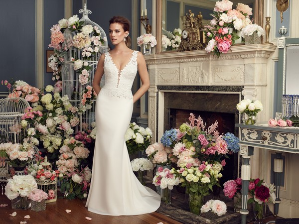 Mikaella Autumn/Winter 2017 Bridal Collection 2154 wedding dress