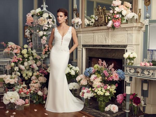 Mikaella Autumn/Winter 2017 Bridal Collection 2154 wedding dress
