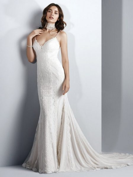 Narissa Wedding Dress from the Sottero and Midgley Grayson 2017 Bridal Collection