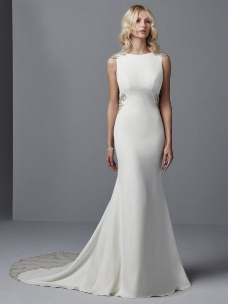 Noah Wedding Dress from the Sottero and Midgley Grayson 2017 Bridal Collection