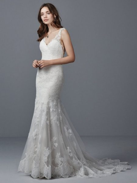 Palmer Wedding Dress from the Sottero and Midgley Grayson 2017 Bridal Collection