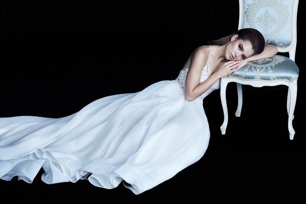 Paloma Blanca A/W Bridal Collection 2017 - 4752 Dress
