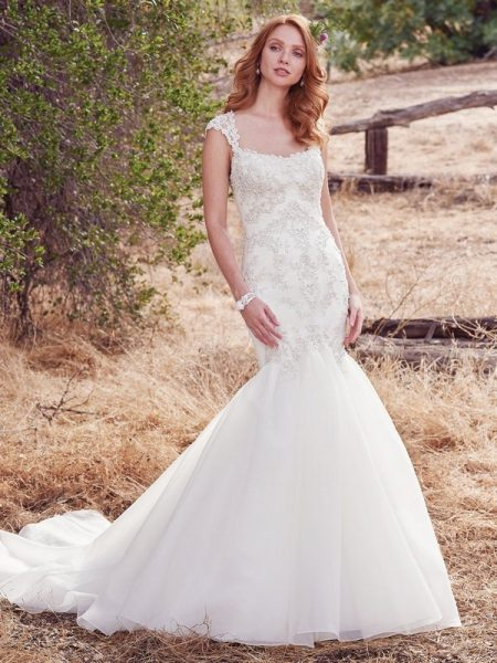 Payson Wedding Dress from the Maggie Sottero Cordelia 2017 Bridal Collection