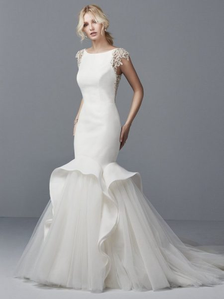 Raquelle Wedding Dress from the Sottero and Midgley Grayson 2017 Bridal Collection