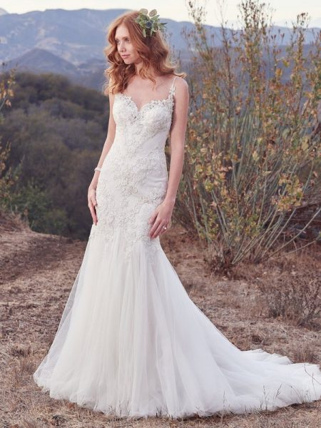 Roslyn Wedding Dress from the Maggie Sottero Cordelia 2017 Bridal Collection