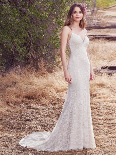 Sinclaire Wedding Dress from the Maggie Sottero Cordelia 2017 Bridal Collection