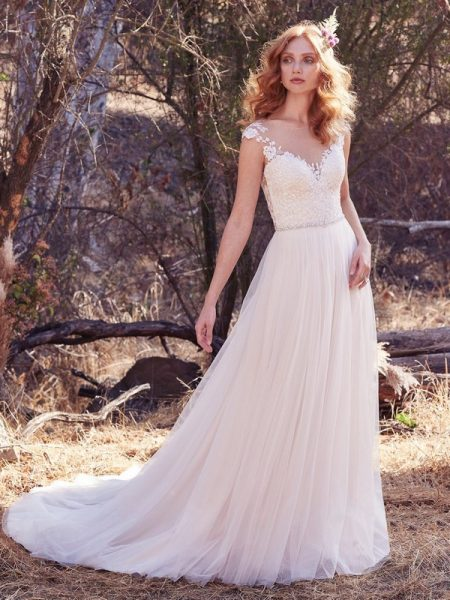 Sonja Wedding Dress from the Maggie Sottero Cordelia 2017 Bridal Collection