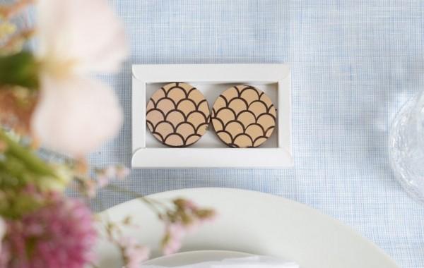 Troffle Chcolate Wedding Favours