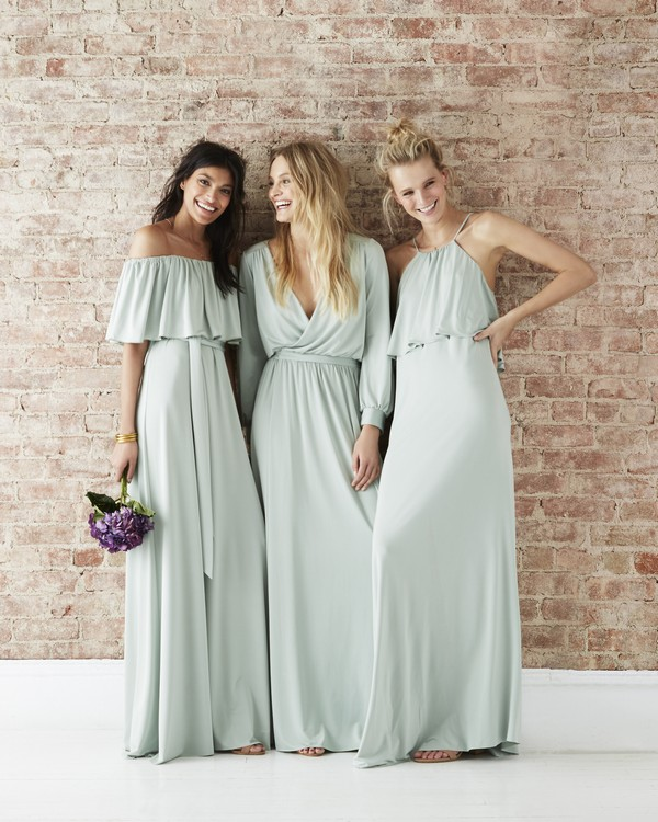 Twobirds Bridesmaid 2017 Party Collection