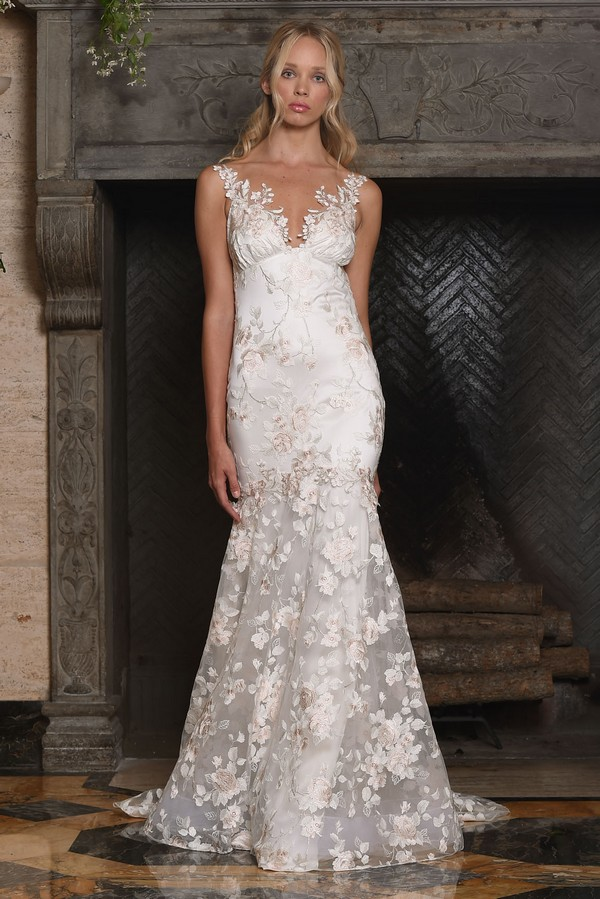 April Wedding Dress from the Claire Pettibone The Four Seasons 2017 Bridal Collection