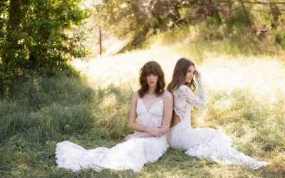 Claire Pettibone Romantique California Dreamin' 2017 Bridal Collection