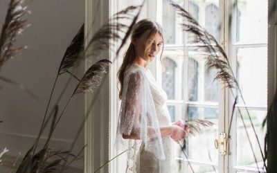 Claire Pettibone The Four Seasons 2017 Bridal Collection