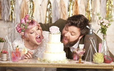 Choosing Your Wedding Cake Flavour
