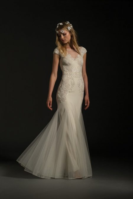 Florencia Wedding Dress from the Temperley Bridal Jasmin Winter 2017 Collection