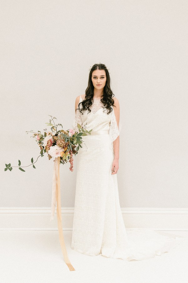 Heather wedding dress from the Rolling in Roses Cynthia Rose 2017 collection
