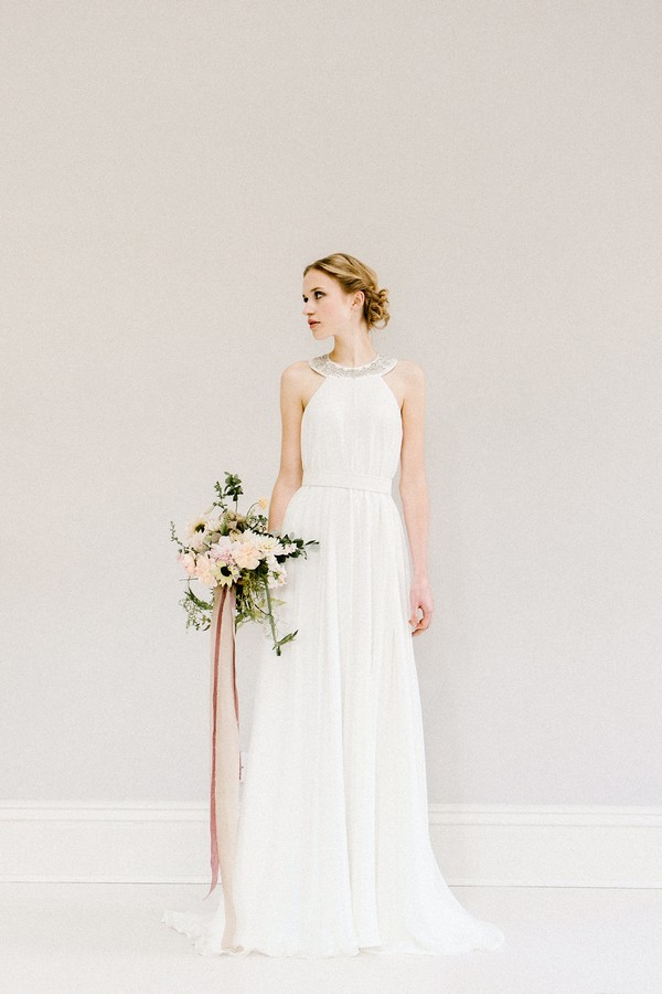 Ivy wedding dress from the Rolling in Roses Cynthia Rose 2017 collection