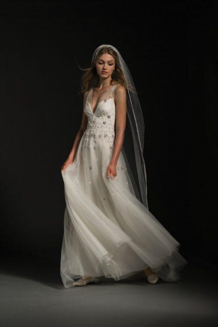 Mathilde Wedding Dress from the Temperley Bridal Jasmin Winter 2017 Collection