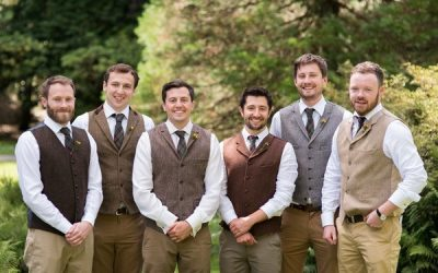 Choosing Your Wedding Waistcoat