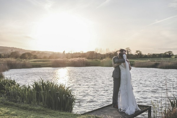A Rustic Wedding at Quantock Lakes