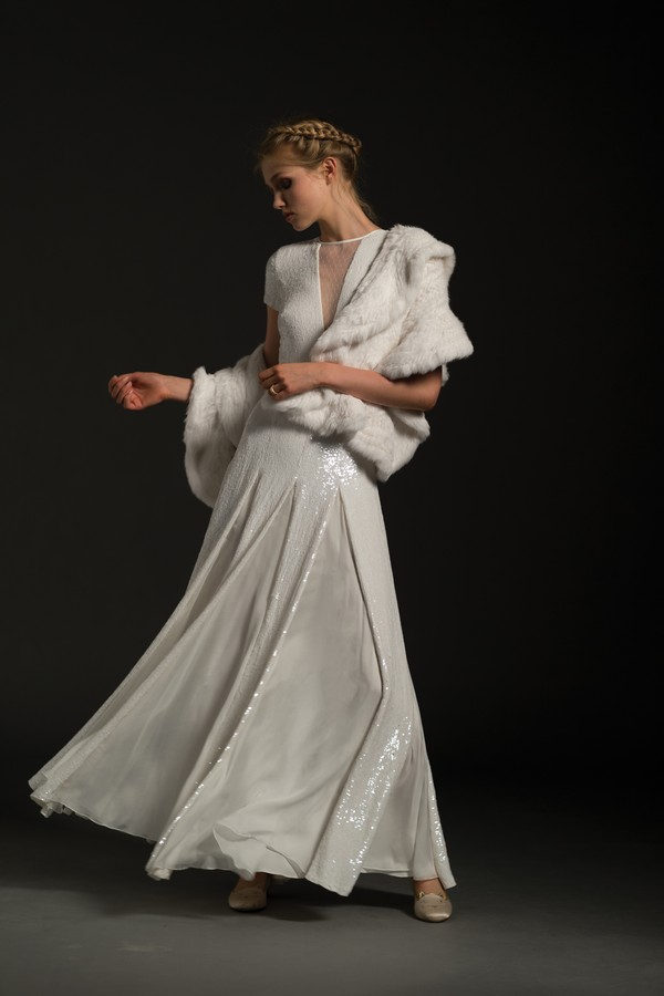 Nerida Wedding Dress from the Temperley Bridal Jasmin Winter 2017 Collection