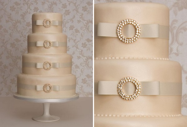 Choosing Nude Colours for Your Wedding Cake