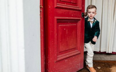 Choosing Your Pageboy's Outfit