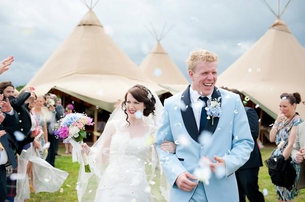 Choosing Your Wedding Suit Colour