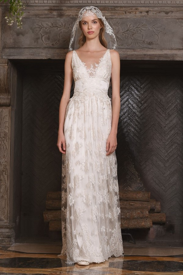Persephone Wedding Dress from the Claire Pettibone The Four Seasons 2017 Bridal Collection