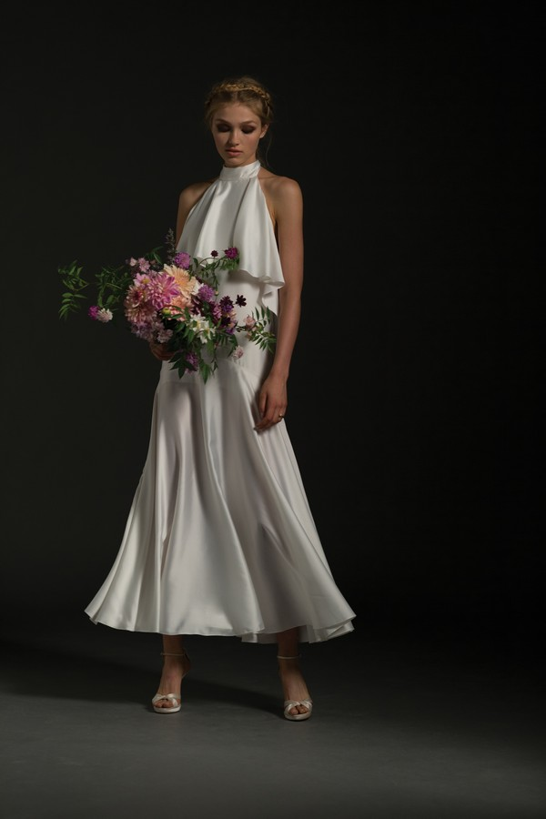 Reina Wedding Dress from the Temperley Bridal Jasmin Winter 2017 Collection