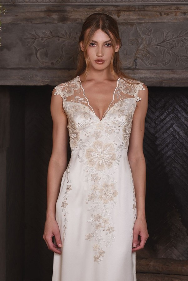 Reverie Wedding Dress from the Claire Pettibone The Four Seasons 2017 Bridal Collection