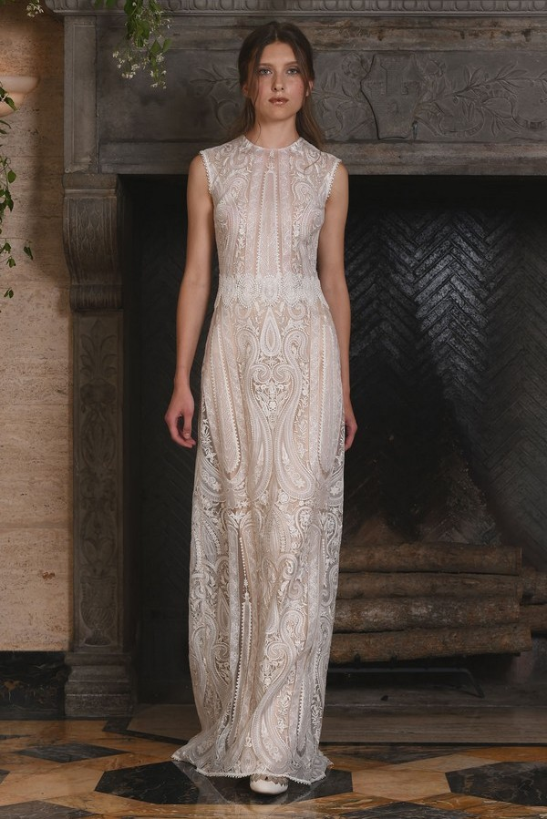 Solstice Wedding Dress from the Claire Pettibone The Four Seasons 2017 Bridal Collection