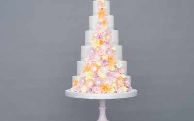 Cake Ideas for a Country Garden Wedding