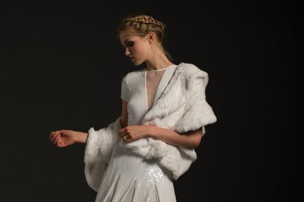 Temperley Bridal Jasmin Winter 2017 - Nerida Dress