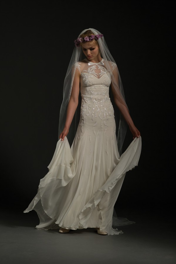 Titiana Wedding Dress from the Temperley Bridal Jasmin Winter 2017 Collection