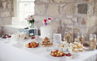 How to Create Your Perfect Luxury Wedding Dessert Table