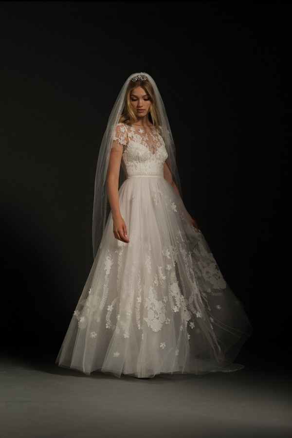 Yasmina Wedding Dress from the Temperley Bridal Jasmin Winter 2017 Collection